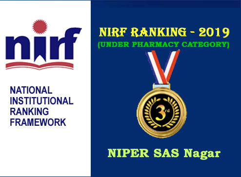 Welcome to NIPER S A S  Nagar